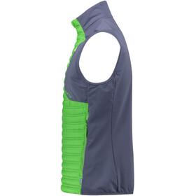 Meru Moana - Veste Homme - vert/bleu